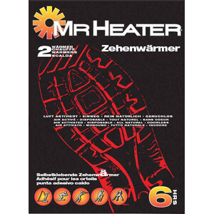 Mr Heater Zehenwärmer