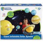 Learning Resources Aufblasbares Sonnensystem (Set)