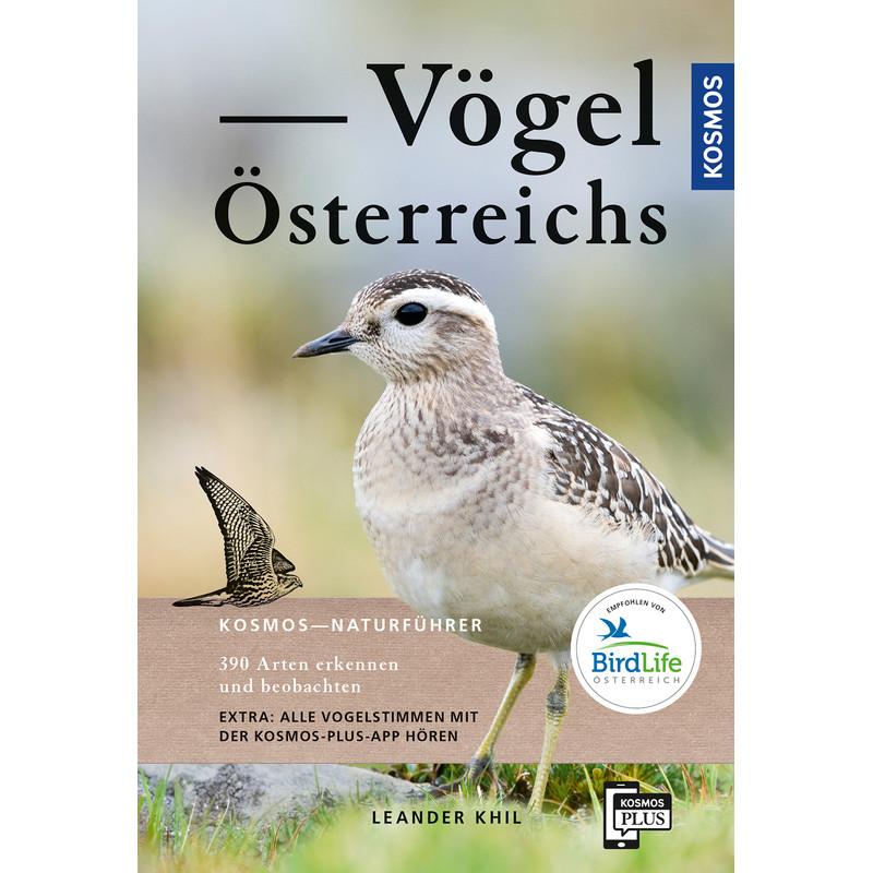 Kosmos Verlag Vögel Österreichs 15915