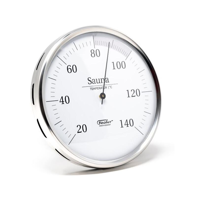Fischer Wetterstation Sauna-Thermometer 13cm 197.01