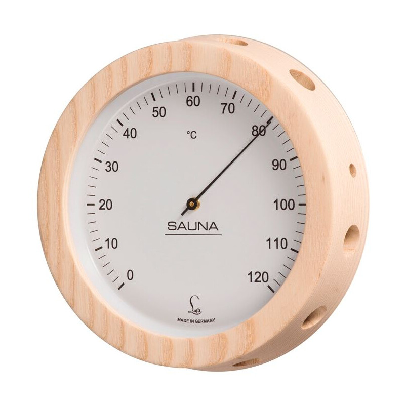 Fischer Wetterstation LUFFT Sauna-Thermometer 3076.00